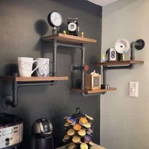 Industrial Shelving/Pipe Fitting