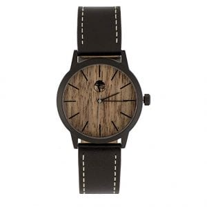 Wood & Leather Watches