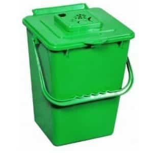 Trash Cans, Compost and Recycle Bins