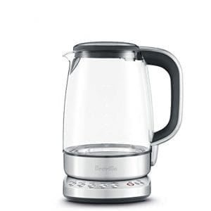 Breville IQ Electric Kettles Pure Glass Temperature Control