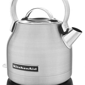 Kitchen Aid Brushed Stainless Steel Electric Kettles BPA Free