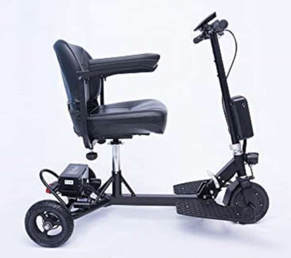 Glion SNAPnGO Travel Mobility Scooter Lightweight Portable Scooter