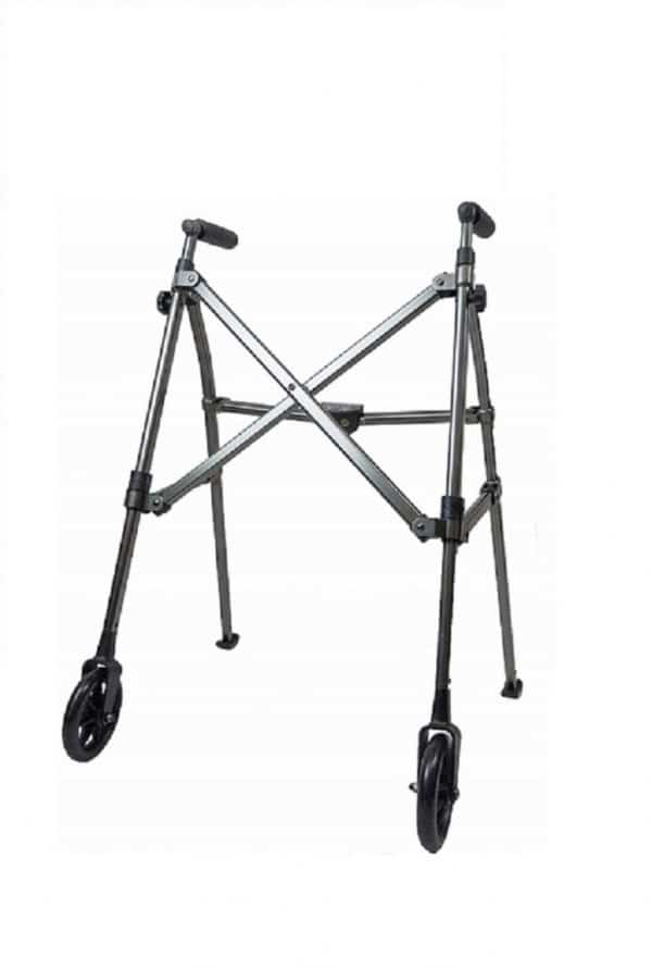 Able Life Space Saver Lightweight Folding Walker